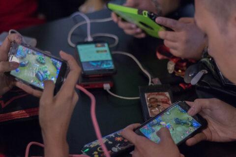 欧洲首个5G Edge游戏试验揭示了移动游戏/AR/VR的光明未来