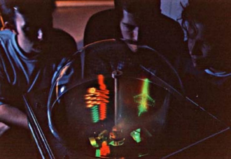 Mars说光场(4)— 光场显示